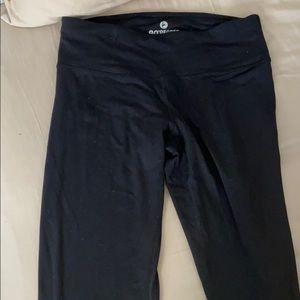Size small black leggings